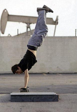 Rodney Mullen - ProSkater (Biografia, imagenes, videos, etc)
